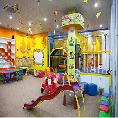 Khu vui chơi cho trẻ em ở Tp HCM